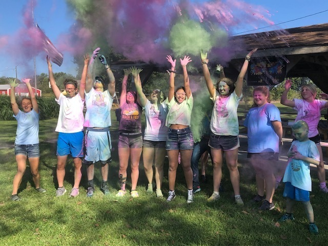 STUCO Color Run Results