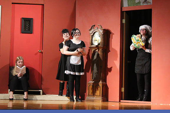 Smithton Drama Club Presents Clue