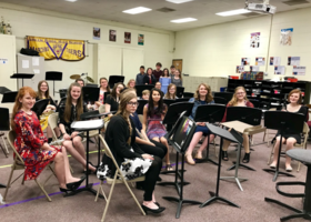 Middle School Conference Music Contest
