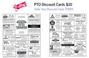 PTO Discount Cards ON SALE NOW!