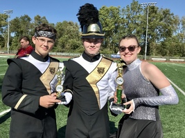 CMU Band Day Results