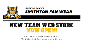 Smithton Team Web Store NOW OPEN!