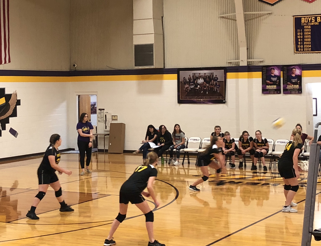 JH Volleyball at Otterville